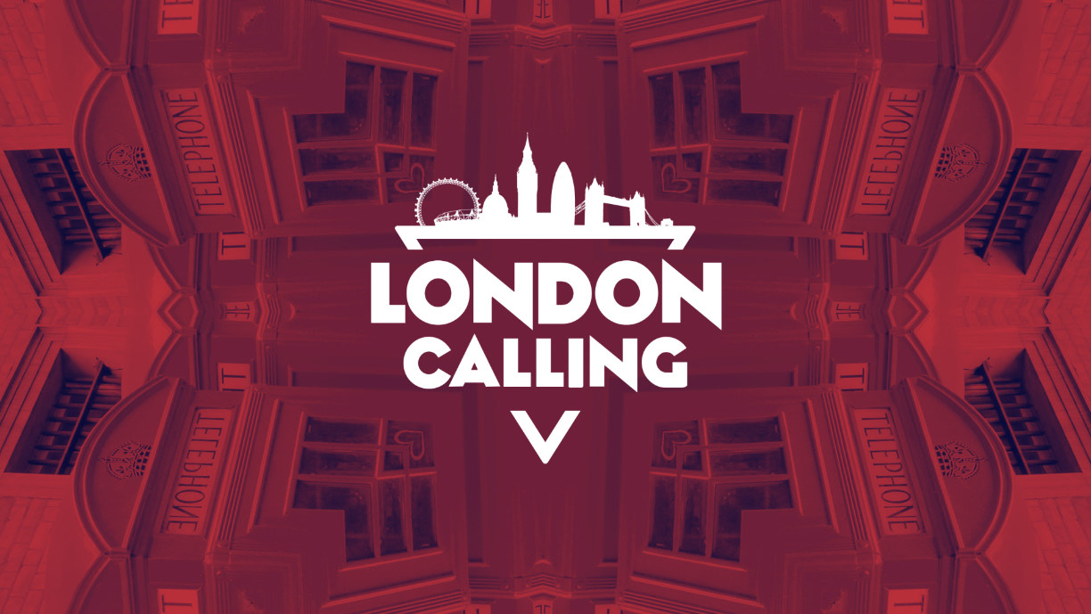 London Calling Project illustration