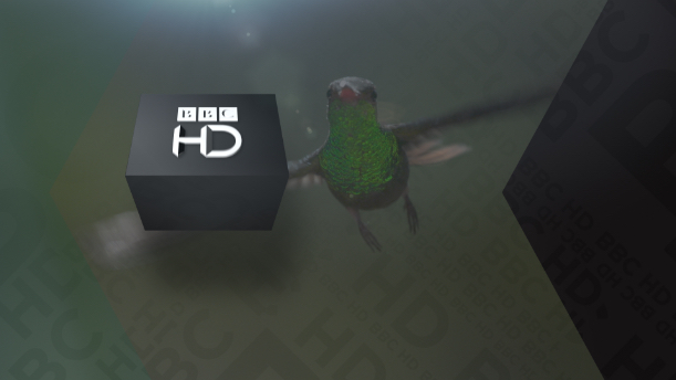 Illustration from BBC HD project
